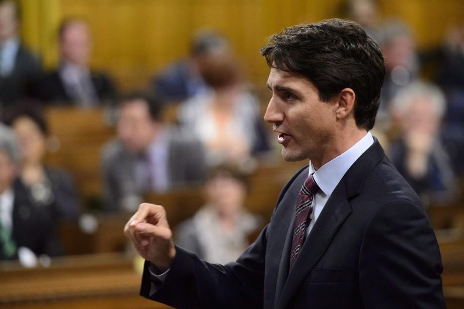 Le projet de loi du gouvernement de Justin... (photo Sean Kilpatrick, pc)