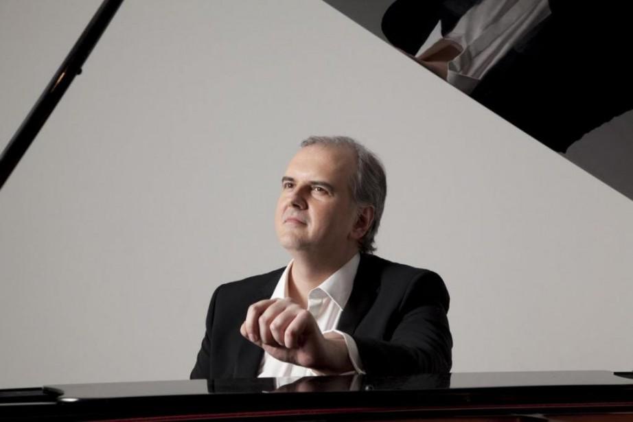 Avec l'Orchestre Métropolitain sous la direction de Yannick... (Photo fournie par l'Orchestre Métropolitain)
