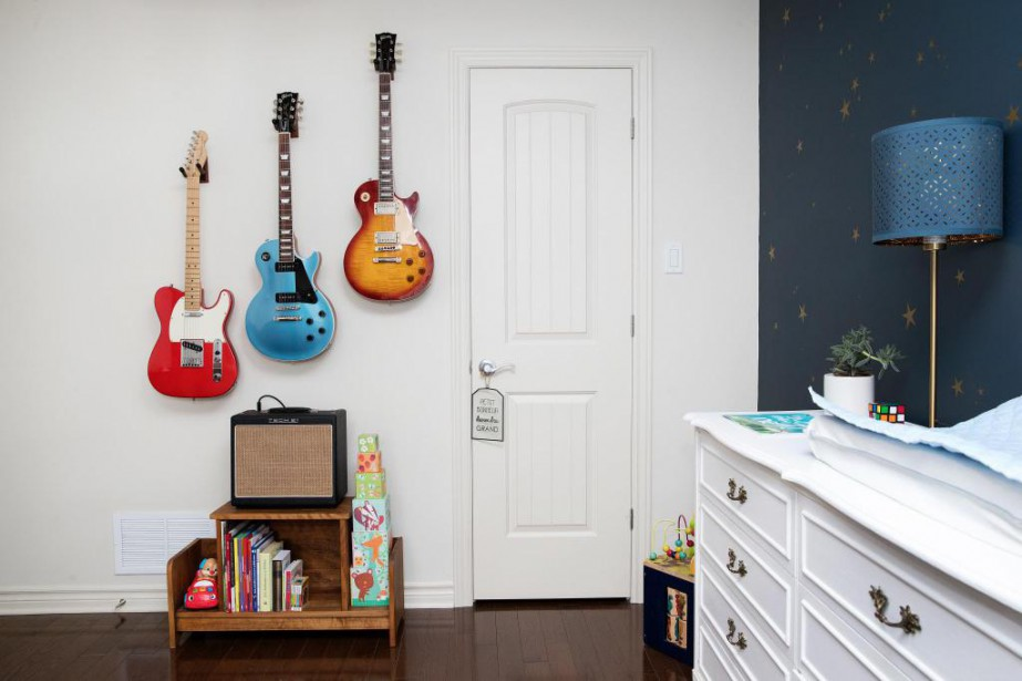Que l'on soit musicien ou non, placer judicieusement... (Photo Robert Skinner, La Presse)
