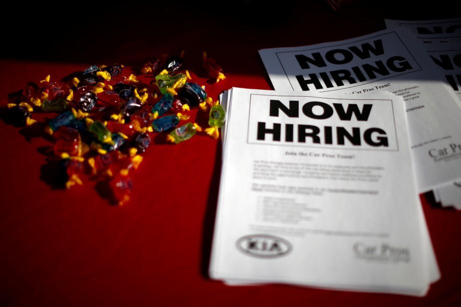 Les entreprises américaines commencent à avoir du mal... (Photo Lucy Nicholson, archives REUTERS)