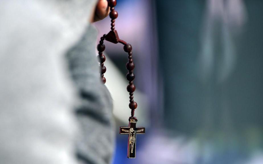 Les évêques canadiens ont dévoilé hier un rapport... (Photo Jewel Samad, Agence France-Presse)