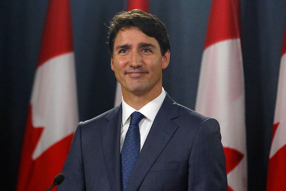Justin Trudeau... (Photo PATRICK DOYLE, ARCHIVES AFP)