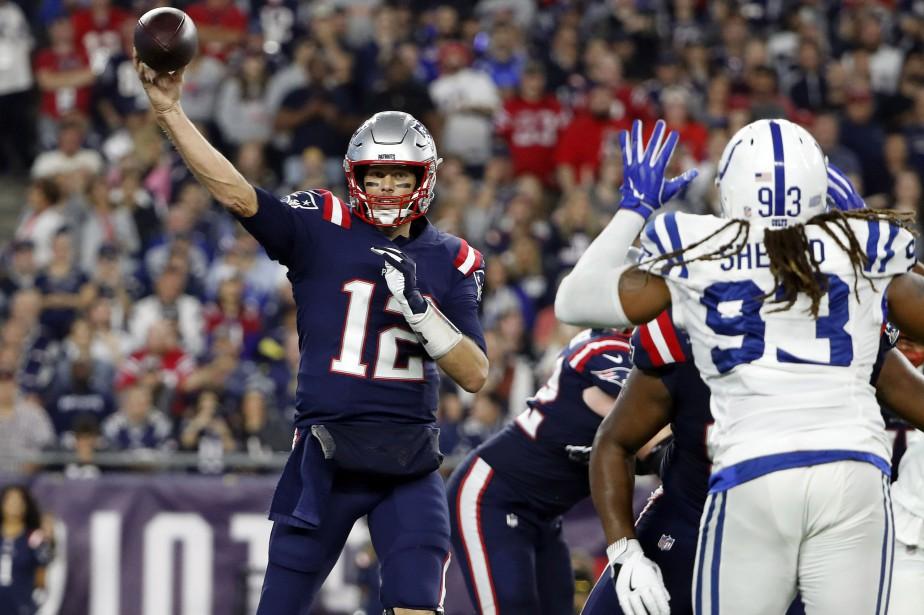 Tom Brady... (Photo Winslow Townson, USA TODAY Sports)