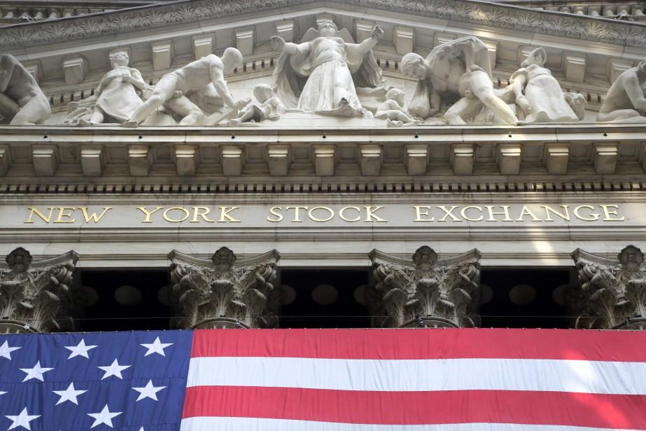 Le NASDAQ a lâché 3,2% depuis vendredi dernier... (Photo Mark Lennihan, archives Associated Press)