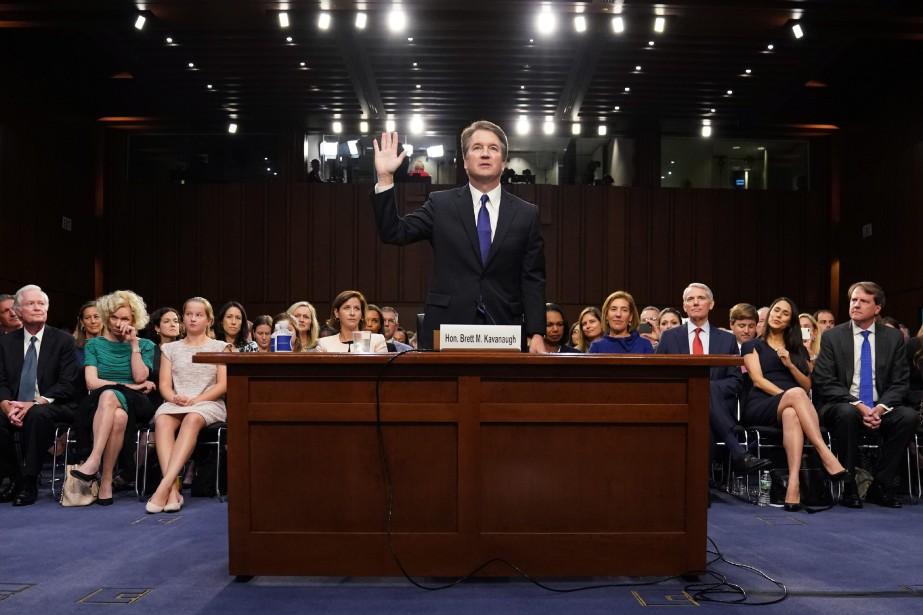 Joel Kaplan, un cadre chez Facebook, a été... (PHOTO AP)