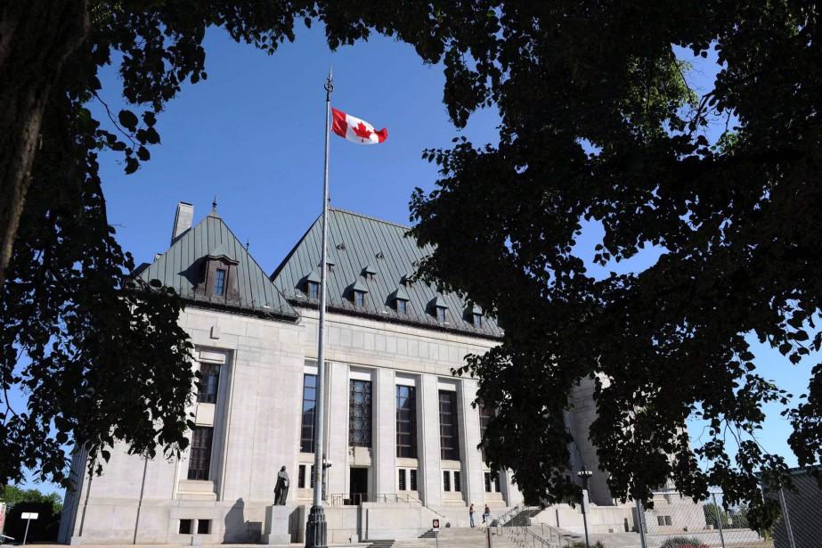 Les juges du plus haut tribunal du pays... (Photo Sean Kilpatrick, archives La Presse canadienne)
