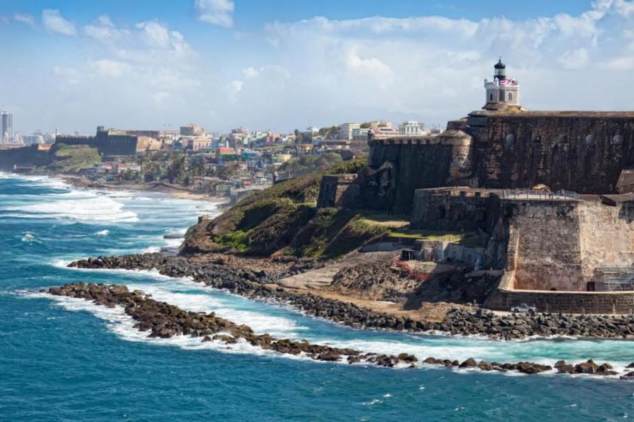 San Juan, à Porto Rico... (Photo Thinkstock)