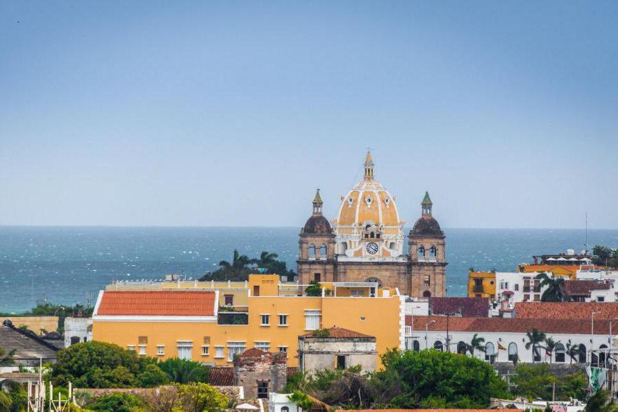 Carthagène, enColombie... (Photo Thinkstock)