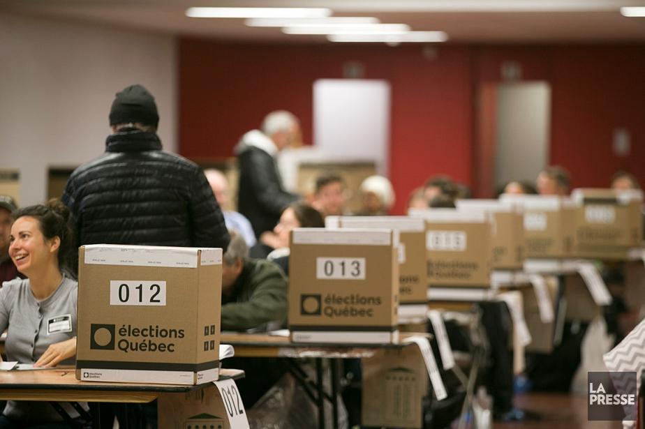 Le Mouvement Démocratie Nouvelle estime qu'un gouvernement caquiste... (PHOTO FRANÇOIS ROY, ARCHIVES LA PRESSE)