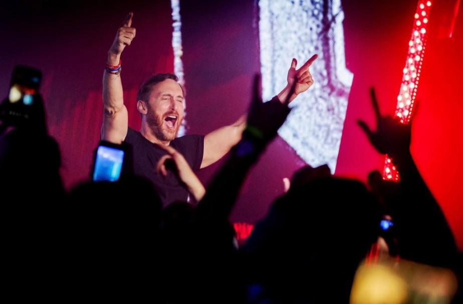Sur 7, nouvel album de David Guetta, on... (PhotoRemko de Waal, Archives Agence France-Presse)