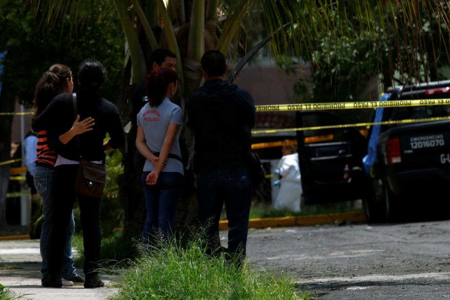 Le fait divers a choqué les Mexicains, dans... (ARCHIVES REUTERS)