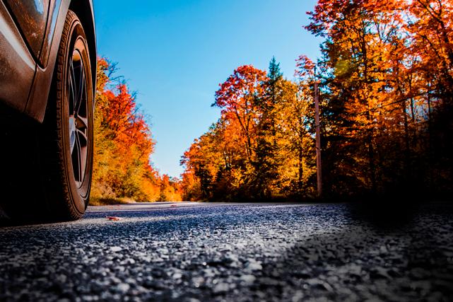 L'automne est la saison idéale pour des road trips inoubliables. La...