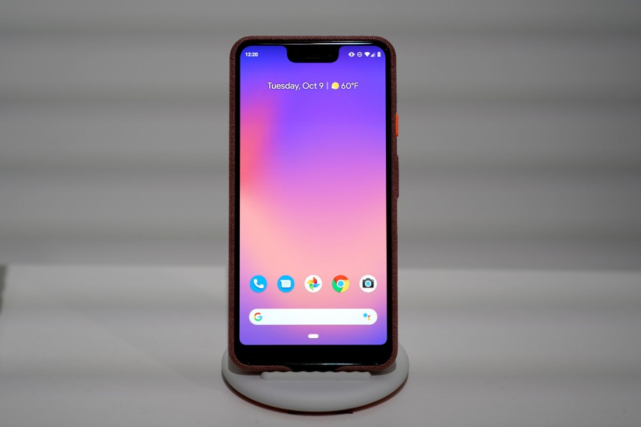 Le Google Pixel 3.... (Photo TIMOTHY A. CLARY, Agence France-Presse)