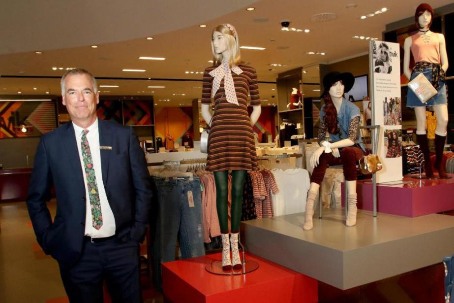 Peter Simons, PDG de Simons, veut encourager les... (PhotoPATRICK WOODBURY, Archives Le Droit)