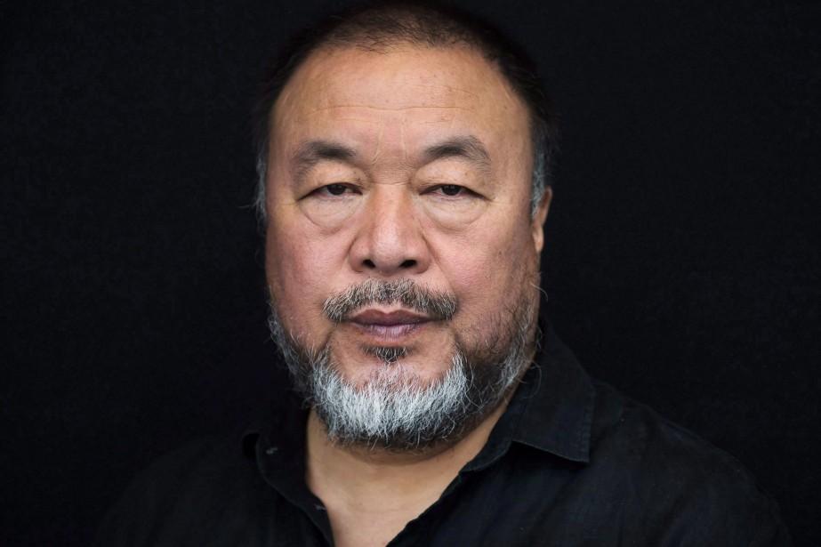 Ai Weiwei... (Photo Nathan Denette, archives La Presse canadienne)