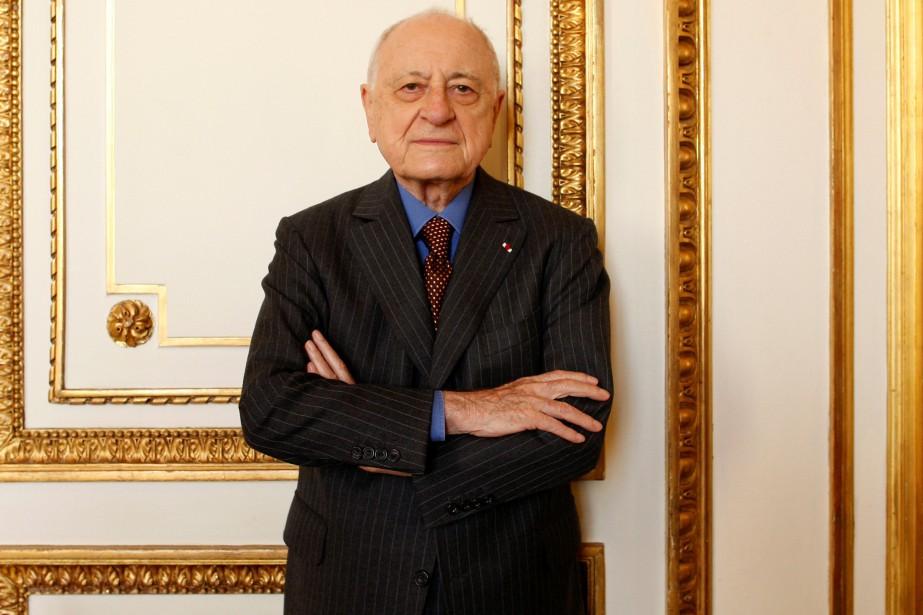 Pierre Bergé... (Photo Benoit Tessier, archives Reuters)