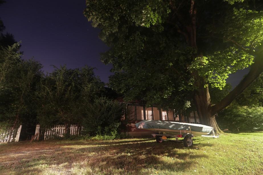 Paul Rosenfeld a été interpellé mardi près de... (PHOTO AP)