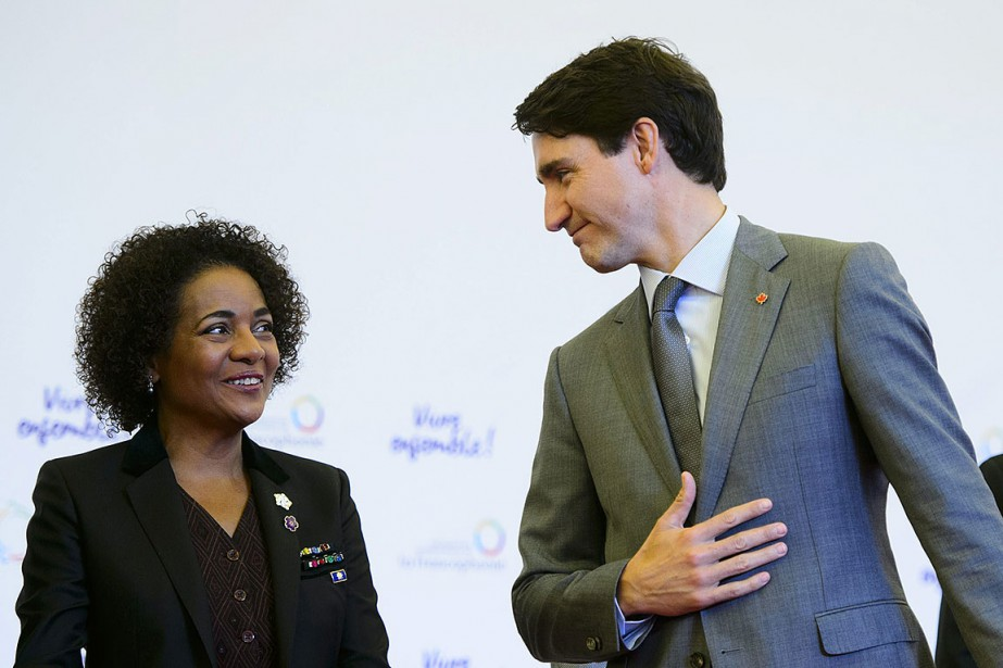 Le premier ministre Justin Trudeau a rendu hommage... (Photo Sean Kilpatrick, PC)