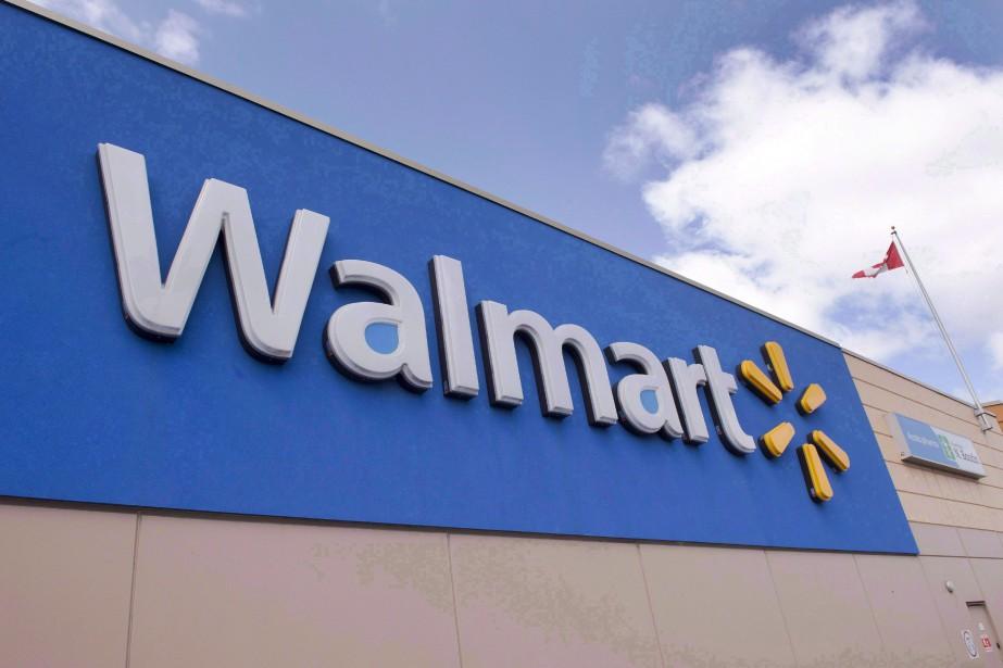 Walmart prévoit rénover 23 magasins d'ici février2019, ce... (Photo Ryan Remiorz, La Presse canadienne)