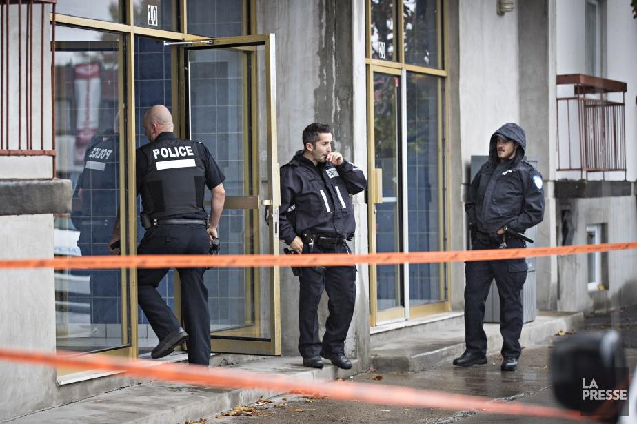 Bruno Turcotteétait connu de la police en matière... (Photo Patrick Sanfaçon, La Presse)