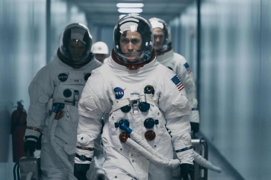 Lukas Haas est Mike Collins, Ryan Gosling est... (Photo fournie par Universal Pictures)