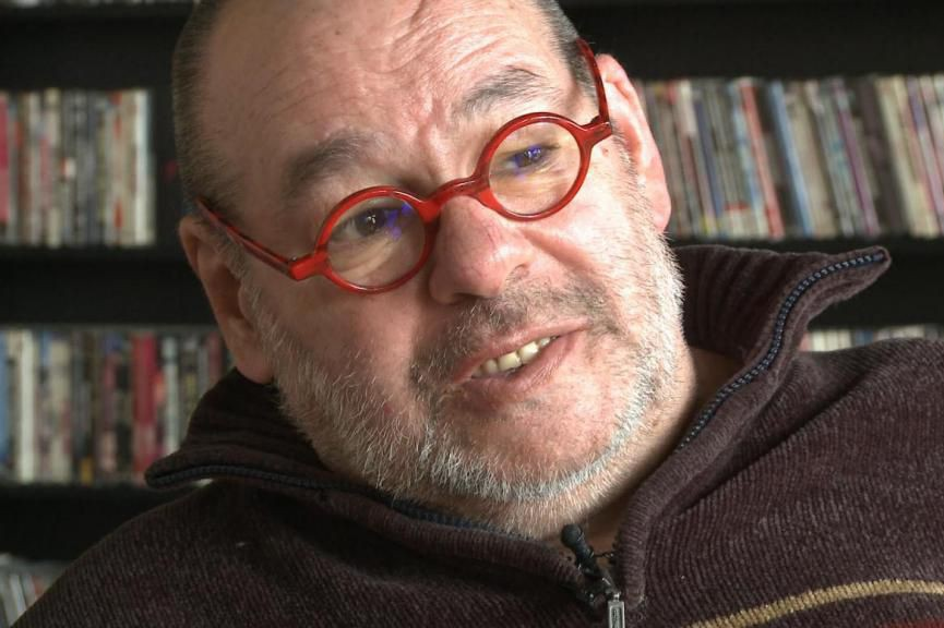 André Brassard est le sujet du documentaire deClaude... (Photo fournie par le FNC)