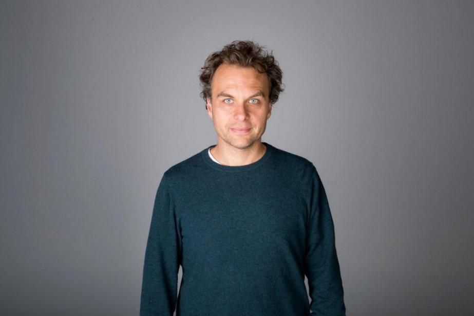 Le metteur en scène Patrice Dubois... (Photo Marco Campanozzi, La Presse)