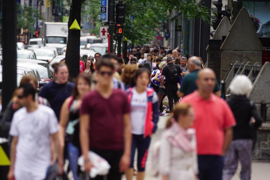 L'écart entre le taux de chômage des immigrants... (Photo Martin Chamberland, Archives La Presse)
