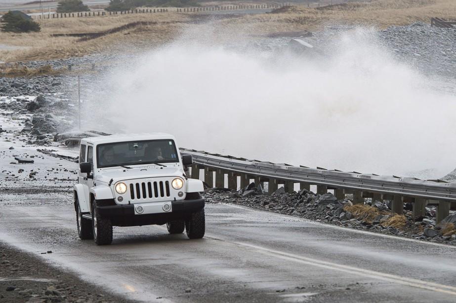Ces conditions météorologiques peuvent constituer un danger pour... (PHOTO Andrew Vaughan, ARCHIVES LA PRESSE CANADIENNE)