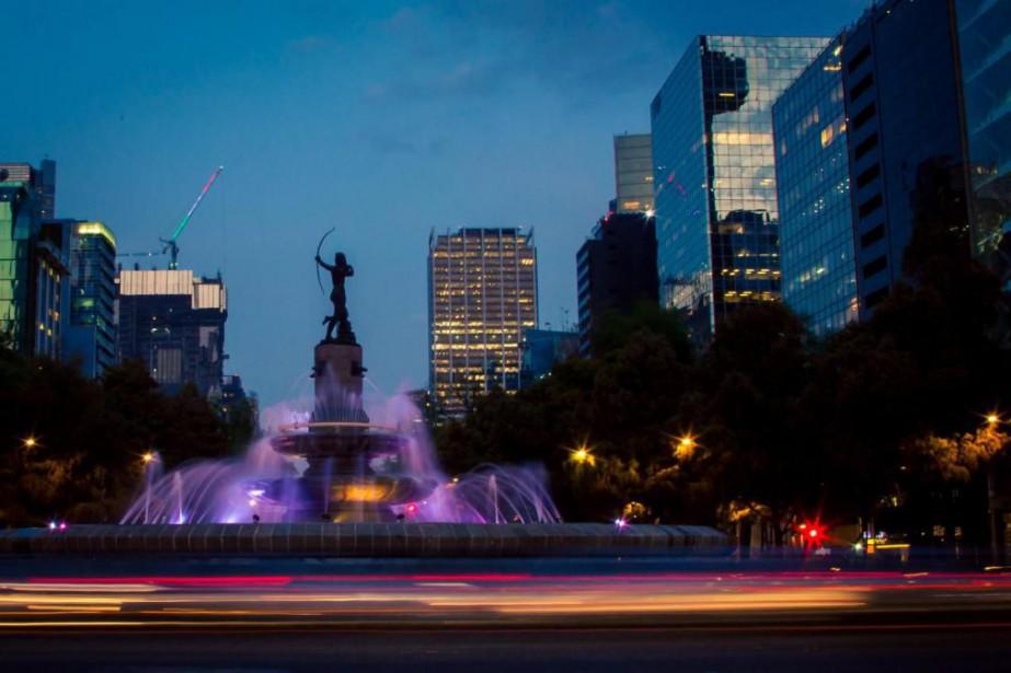 Mexico, la nuit... (Photo Thinkstock)