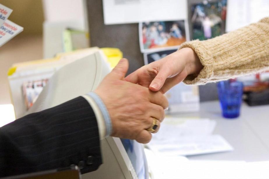 Au moment de rencontrer un partenaire financier potentiel,... (Photo Ivanoh Demers, Archives La Presse)