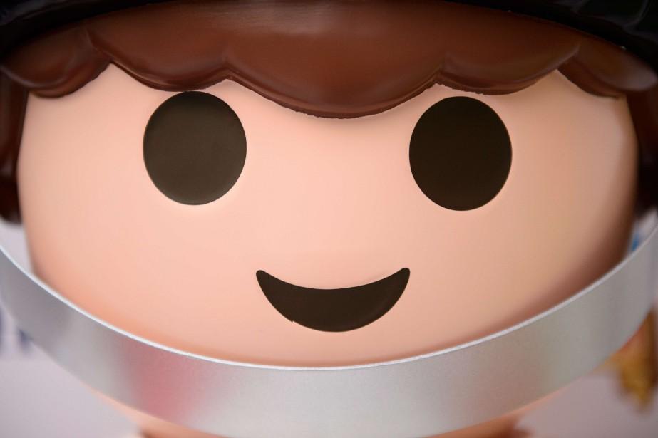 Playmobil, le film, premier long métrage inspiré de... (Photo LEON NEAL, archives AFP)