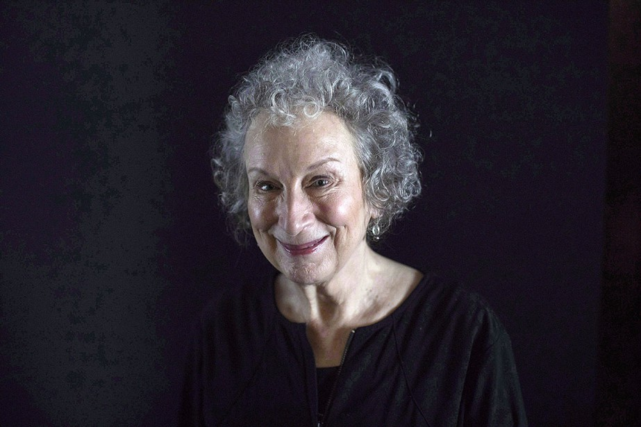Margaret Atwood... (Photo Chris Young, archives PC)