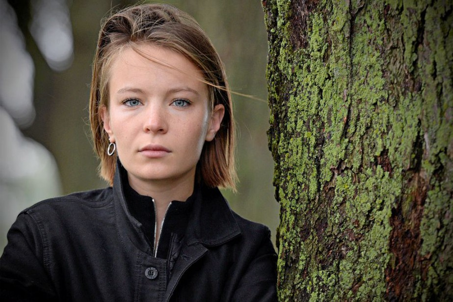 À seulement 25ans, Diane Rouxela déjà joué dans... (PhotoPascal Ratthé, Le Soleil)