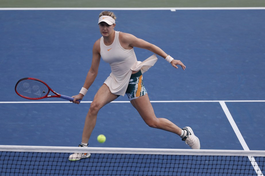 Eugenie Bouchard... (Photo Jerry Lai, archives USA TODAY Sports)