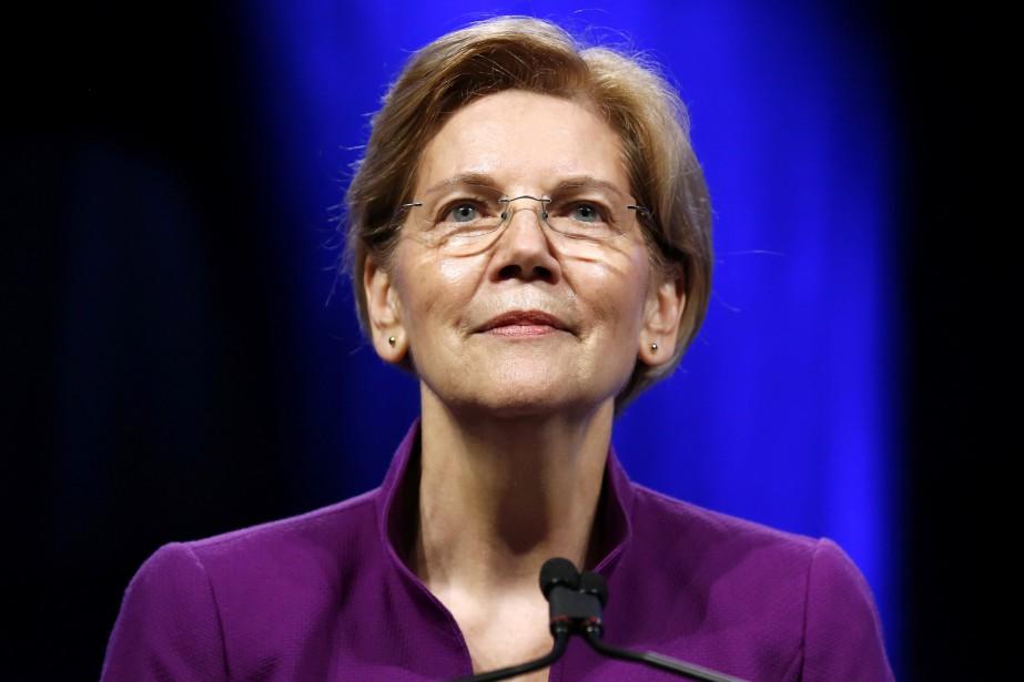 Elizabeth Warren... (PHOTO REUTERS)