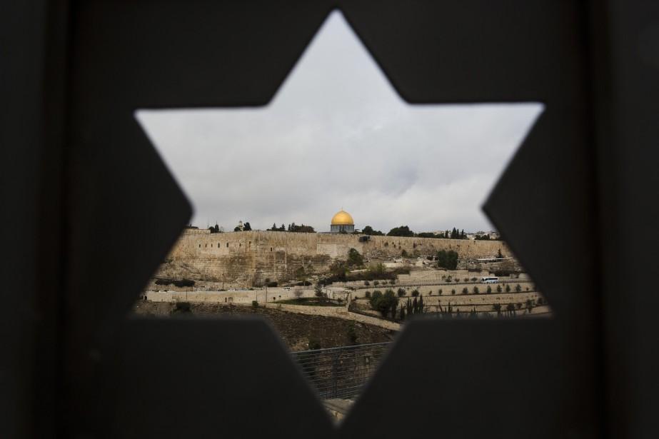 La vieille ville de Jérusalem.... (PHOTO AP)