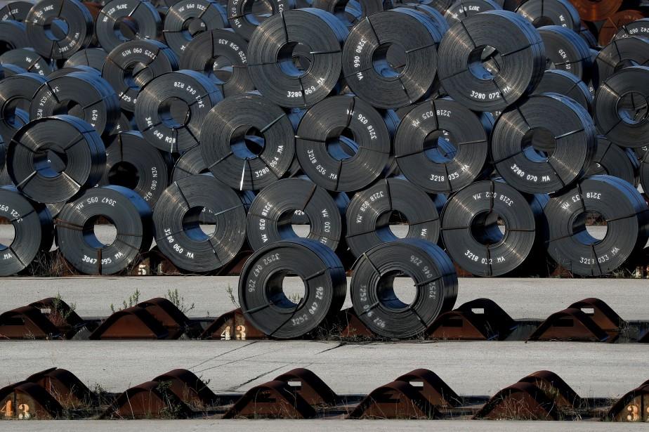 En 2019, la demande mondiale d'acier atteindrait 1,68... (Photo Alessandro Bianchi, REUTERS)