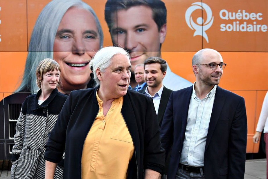 Les 10 élus de Québec solidaire prêteront mercredi...