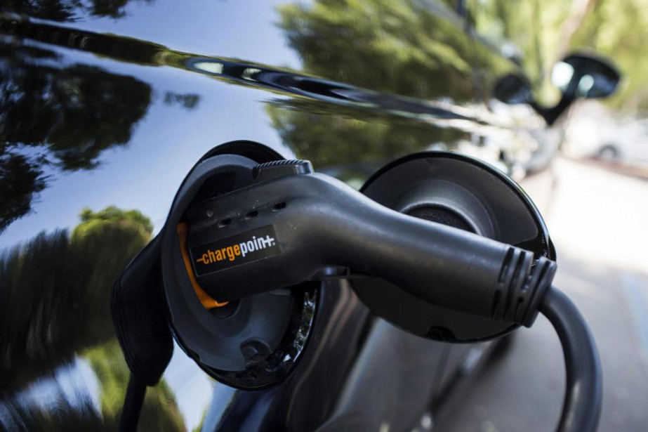 Les utilisateurs de véhicules électriques pourront désormais se... (PHOTO DANIA MAXWELL, ARCHIVES BLOOMBERG)