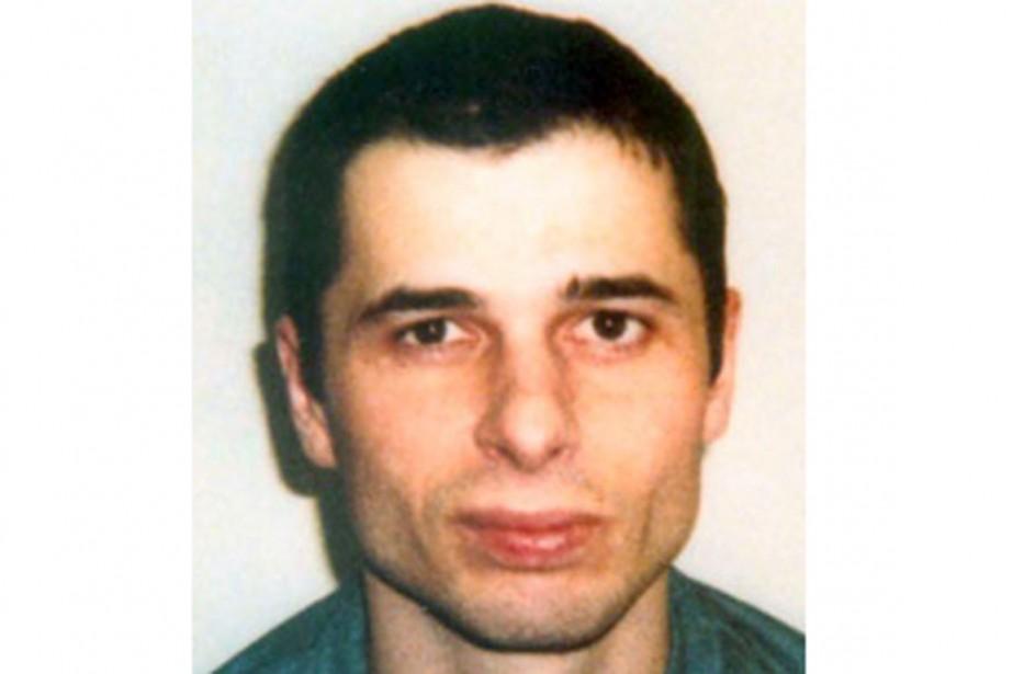 Stéphane Gagné, photographié en 1997....