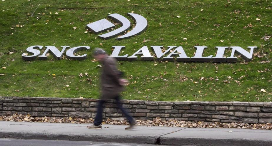 SNC-Lavalin compte plus de 50000 employés répartis dans... (PHOTO PC)