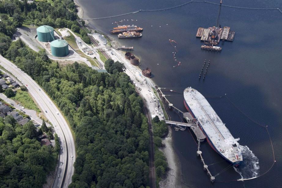 L'entreprise a enregistré un bénéfice net de 1,35... (Photo Jonathan Hayward, Archives La Presse canadienne)