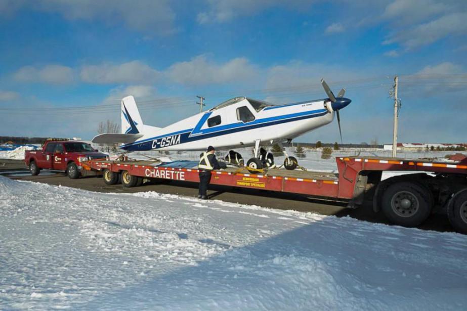 En conflit avec Hydro-Québec pour une banale histoire... (Photo fournie par la Sûreté du Québec)