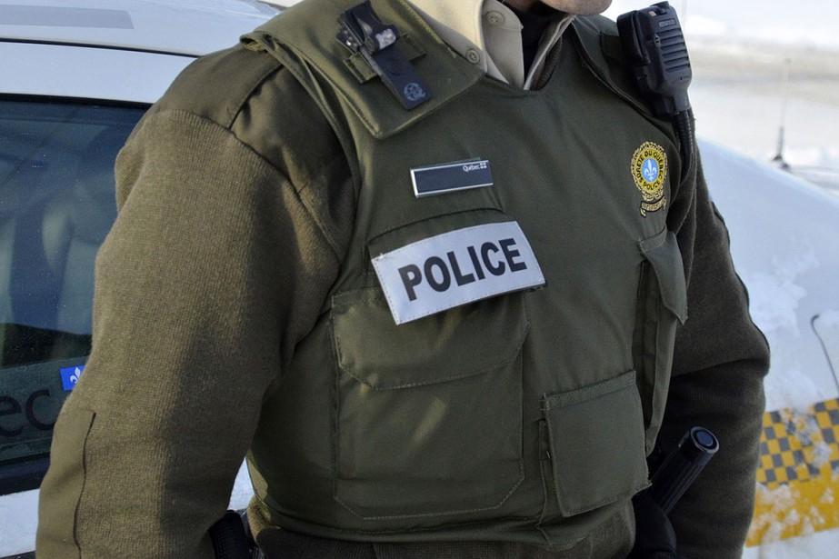 Les patrouilleurs de la Sûreté du Québec (SQ)... (Photo Maxime Sauvage, archives La Voix de l'Est)