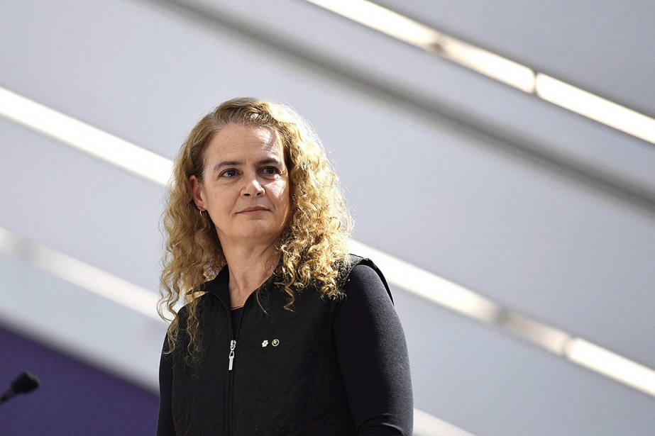 Julie Payette... (Photo Justin Tang, archives PC)