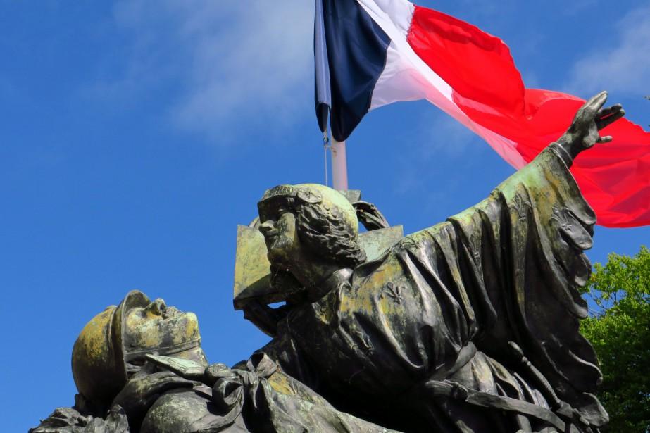 L'armistice, signé le 11novembre1918 entre les forces alliées... (Photo PASCAL ROSSIGNOL, REUTERS)