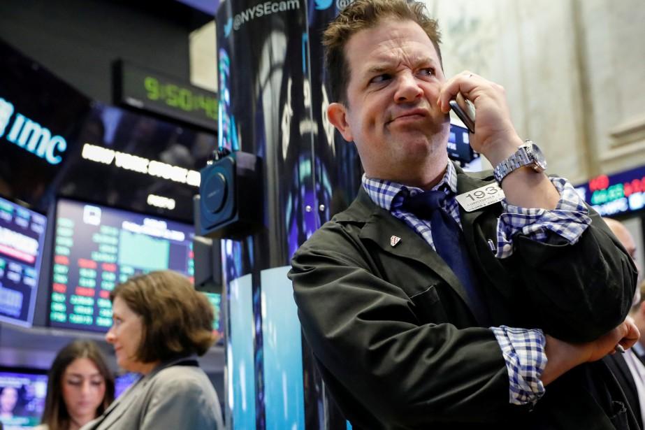 Les courtiers de Wall Street craignent de voir... (Photo Brendan McDermid, REUTERS)