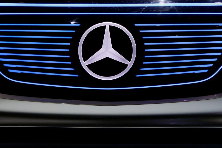 Daimler doit présenter l'ensemble de ses résultats trimestriels... (Photo Michaela Rehle, REUTERS)