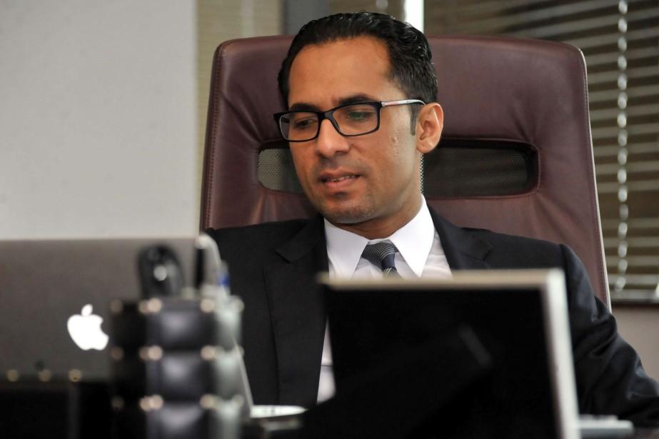 Mohammed Dewji a été enlevé le 11octobre... (Photo KHALFAN SAID HASSAN, archives AFP)